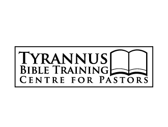 Tyrannus Bible Training Centre for Pastors logo design concepts #2