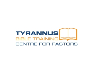 Tyrannus Bible Training Centre for Pastors logo design concepts #3
