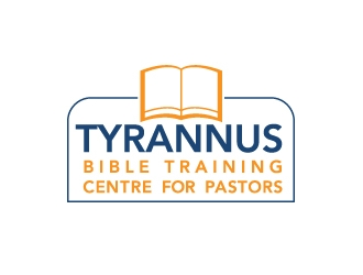 Tyrannus Bible Training Centre for Pastors logo design concepts #4