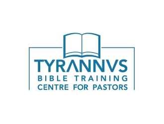 Tyrannus Bible Training Centre for Pastors logo design concepts #5