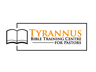 Tyrannus Bible Training Centre for Pastors logo design concepts #6