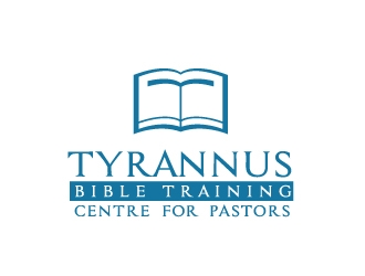 Tyrannus Bible Training Centre for Pastors logo design concepts #7