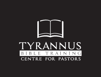 Tyrannus Bible Training Centre for Pastors logo design concepts #8