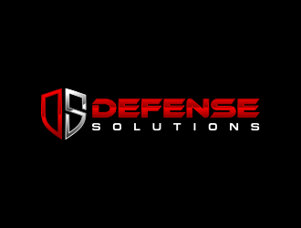 DEFENSE SOLUTIONS Security Consulting & Investigations  logo design concepts #4