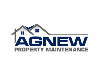 Agnew property maintenance Logo Design