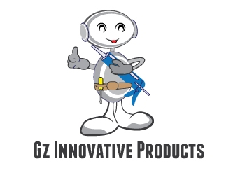 Gz Innovative Products  logo design concepts #4