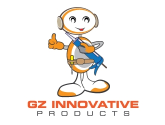 Gz Innovative Products  logo design concepts #5
