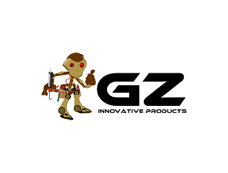 Gz Innovative Products  logo design concepts #6