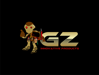 Gz Innovative Products  logo design concepts #7