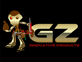 Gz Innovative Products  logo design concepts #1