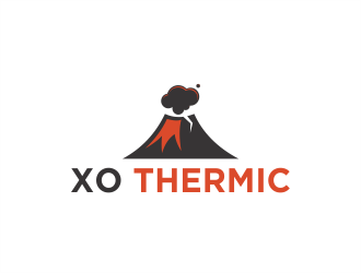 XO Thermic logo design concepts #3