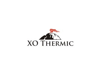 XO Thermic logo design concepts #6