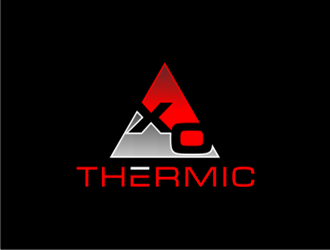 XO Thermic logo design concepts #13
