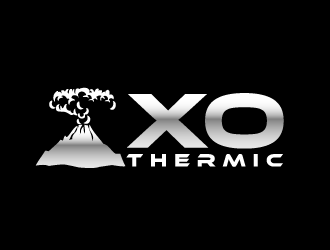 XO Thermic logo design concepts #14