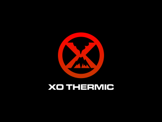 XO Thermic logo design concepts #16