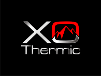 XO Thermic logo design concepts #19