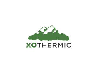 XO Thermic logo design concepts #21