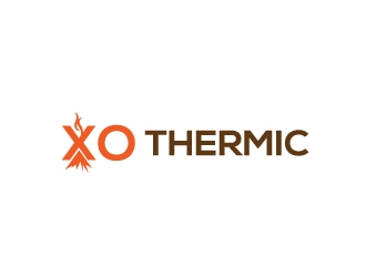 XO Thermic logo design concepts #22