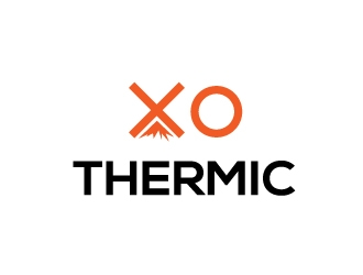 XO Thermic logo design concepts #24