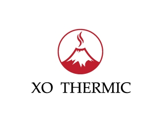XO Thermic logo design concepts #27