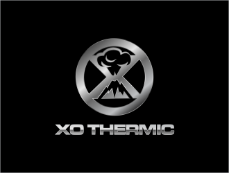 XO Thermic logo design concepts #1