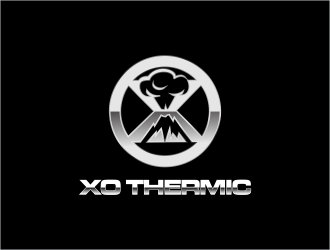 XO Thermic logo design concepts #2