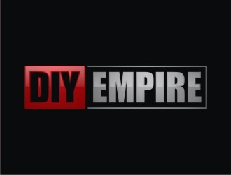 DIY EMPIRE logo design concepts #1