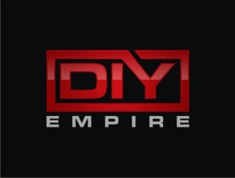 DIY EMPIRE logo design concepts #2