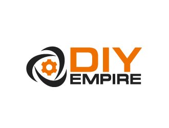 DIY EMPIRE logo design concepts #3