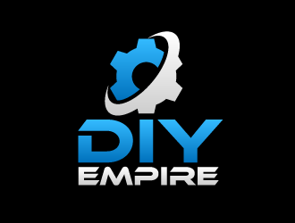 DIY EMPIRE logo design concepts #4