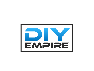 DIY EMPIRE logo design concepts #5