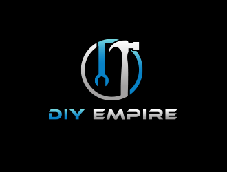 DIY EMPIRE logo design concepts #10