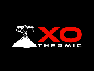 XO Thermic logo design concepts #4