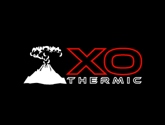 XO Thermic logo design concepts #9