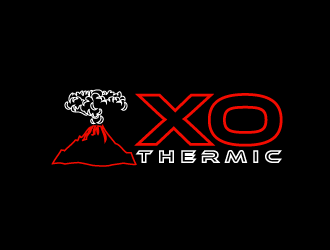 XO Thermic logo design concepts #10
