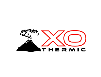 XO Thermic logo design concepts #11