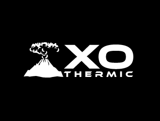 XO Thermic logo design concepts #17