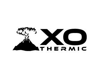 XO Thermic logo design concepts #18