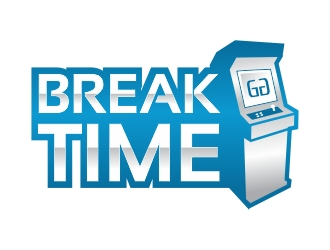 Break Time logo design concepts #9