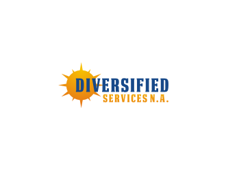 Diversified Services N.A. logo design concepts #1