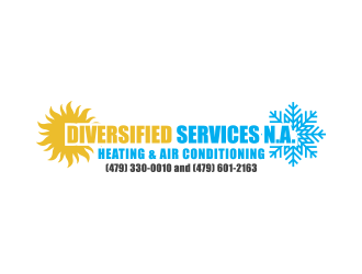 Diversified Services N.A. logo design concepts #3