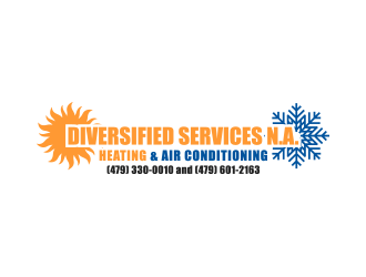 Diversified Services N.A. logo design concepts #5