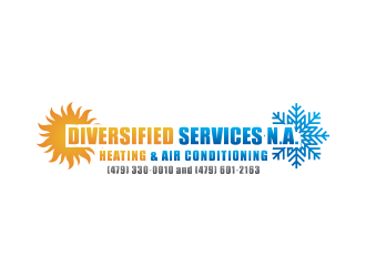 Diversified Services N.A. logo design concepts #7