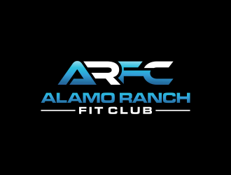 Alamo Ranch Fit Club logo design concepts #2