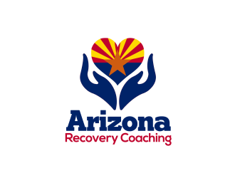 Arizona Recovery Coaching  logo design concepts #6