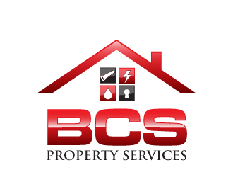 BCS Property Services logo design