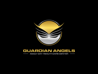 Guardian Angels Adult Day Health Care Center logo design concepts #2