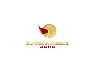 Guardian Angels Adult Day Health Care Center logo design concepts #3