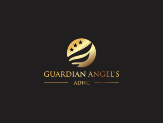 Guardian Angels Adult Day Health Care Center logo design concepts #4