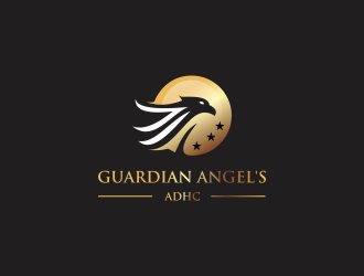 Guardian Angels Adult Day Health Care Center logo design concepts #5